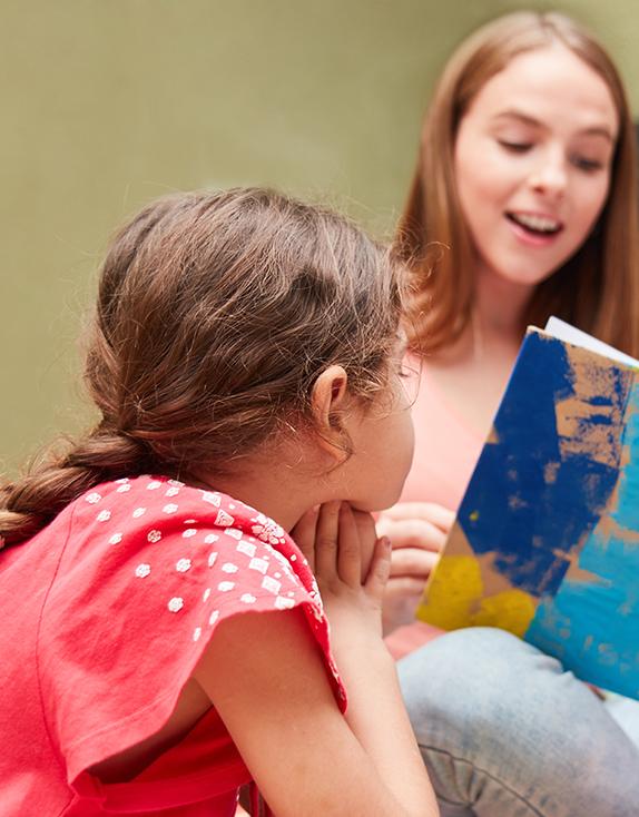 de vlinder oisterwijk gastouderopvang lezen met kinderen